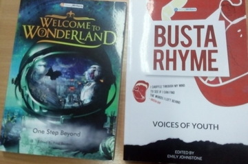 Welcome to wonderland & Busta Rhyme